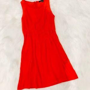 Women's orange forever 21 dress!